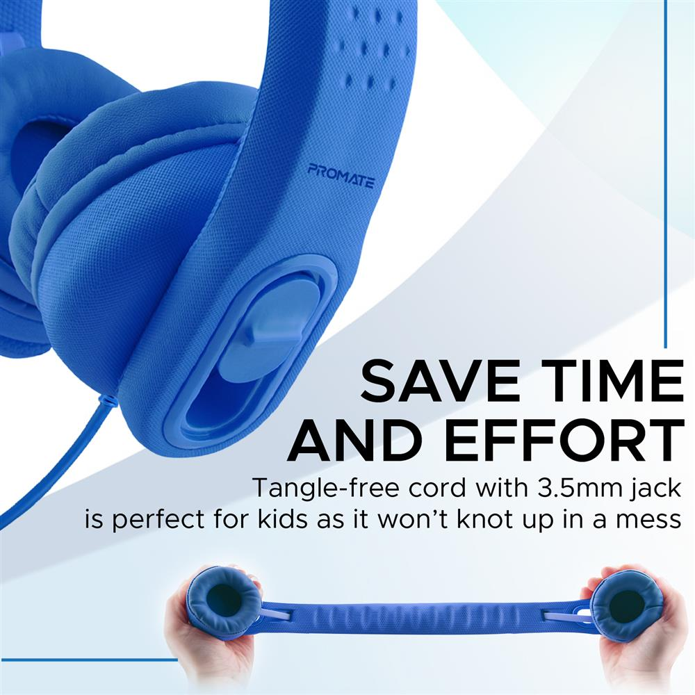 PROMATE FLEXURE-2, Kids Headphones