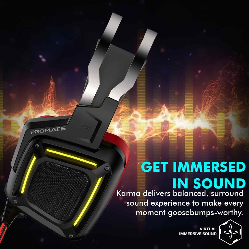 POMATE KARMA, Gaming Headset
