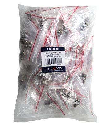 Picture of DYNAMIX 100pc Pack, 3 Piece Cage