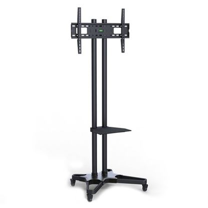 """Picture of BRATECK TV Stand 37""""-65"""" Adjustable"""