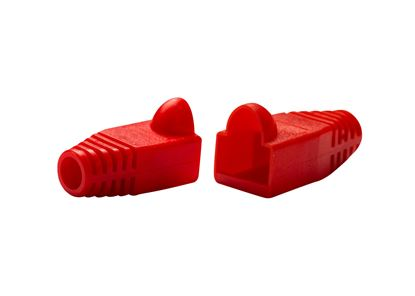 Picture of DYNAMIX RED RJ45 Strain Relief Boot