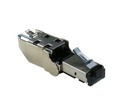 Picture of DYNAMIX RJ45 STP Cat6A 10G Tooless