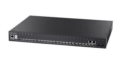 Picture of EDGECORE 28 Port Gigabit Managed L2 Switch. 22x GE RJ-45, 2x GC, 2x 10G