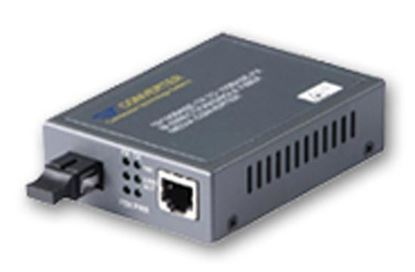 Picture of CTS Fast Ethernet WDM Converter 10/100Base-TX RJ45 to 100Base-FX