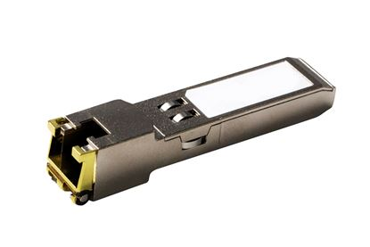 Picture of CARELINK 10G SFP RJ45 Copper Module.