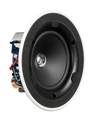 "Picture of KEF CI130ER Ultra Thin Bezel 5.25"" Round In-Ceiling Speaker. 130mm"