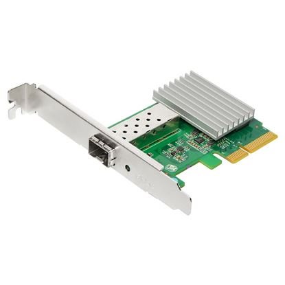 Picture of EDIMAX 10GbE SFP+ PCI Express Server Adapter.