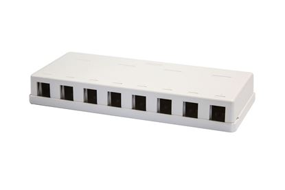 Picture of DYNAMIX 8 Port Unloaded Keystone Wall Mount Enclosure