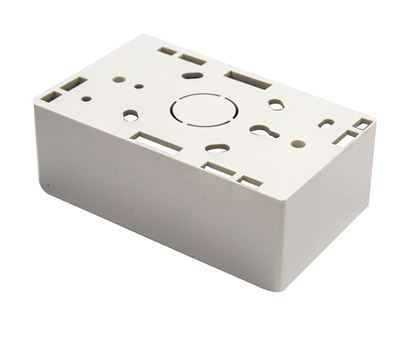 Picture of DYNAMIX Mounting Box for face Plates - 38mm