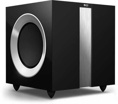 "Picture of KEF Twin 9""250W Powered Subwoofer. 2x 250W (500W) built-in Class-D"