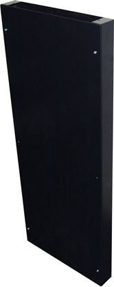 Picture of DYNAMIX 650mm Chimney for SR & ST Series Network Cabinet. Dimensions: