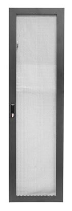 Picture of DYNAMIX Front Mesh Door for 47RU 600mm Wide Server Cabinet.