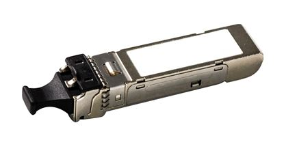 Picture of CARELINK 10G LC Duplex Single-mode SFP+ Module.