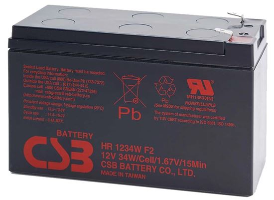CSB 12V 9.0 AH Replacement UPS Battery