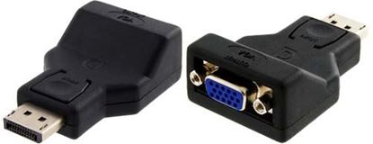 Picture of DYNAMIX DisplayPort to VGA Female Converter