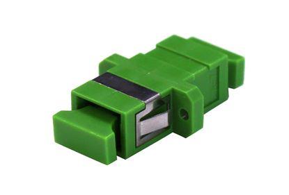 Picture of DYNAMIX Fibre SC-APC to SC-APC Simplex, Single-mode Joiner,
