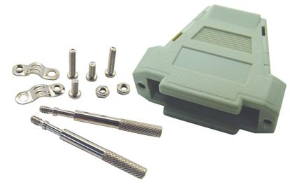 Picture of DYNAMIX DB25 Hoods with Thumb Screws