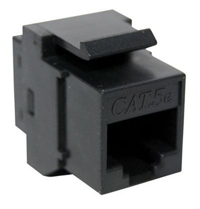 Picture of DYNAMIX Cat5e Rated RJ45 8C Joiner, 2-Way (2x RJ45 Sockets)