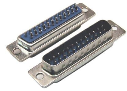 Picture of DYNAMIX Solder Connector (DB25 Male)