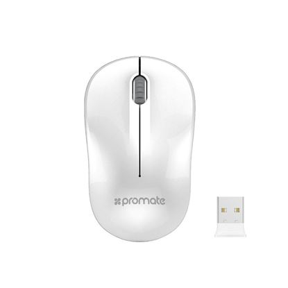 Picture of PROMATE 2.4Ghz Wireless 1600dPi Optical USB Mouse. Plug & play.