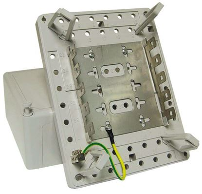 Picture of DYNAMIX 50 Pair Distribution Box (5 x 10 Position). Size: 210 x