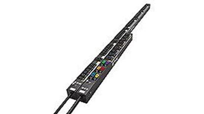 Picture of EATON G3 16A IEC 309, 24 Port, 20x C13, 4x C19 Basic PDU.