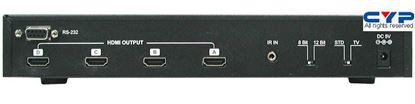 Picture of CYP HDMI 4 in 4 out Matrix Switch HDMI , HDCP 1.1 and DVI 1.0