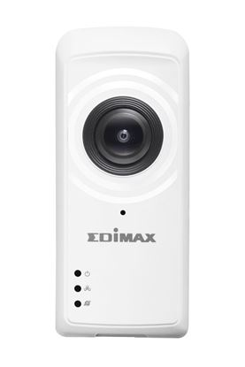 Picture of EDIMAX 1080p WiFi Fisheye Cloud Camera with 180° Panoramic View.