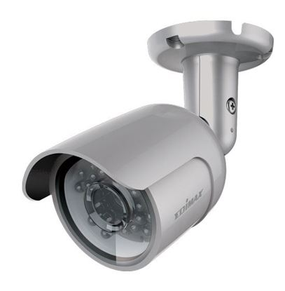 Picture of EDIMAX Day/Night Mini Outdoor Wireless IP Camera. IP66 weather