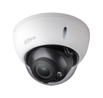 Picture of DAHUA 4MP IP Dome Network IR Camera. 2.7~13.5mm varifocal lens.