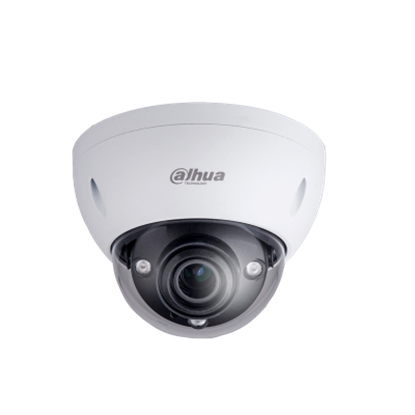 Picture of DAHUA 4MP WDR IR Dome IP Camera. 2.7mm~12mm Motorised Lens.