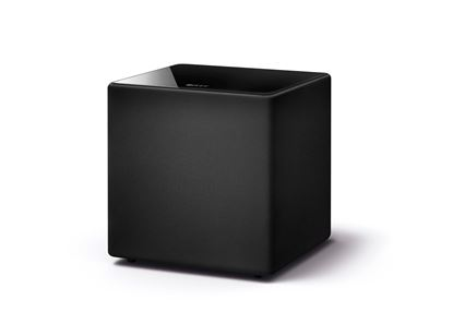 "Picture of KEF 10"" 300W Subwoofer. 1x 250mm driver. 24~140Hz. 111dB. RCA phono"