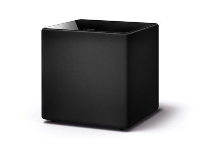 "Picture of KEF 12"" 300W Subwoofer. 1x 300mm driver. 22~140Hz. 114dB. RCA phono"