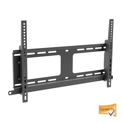 Picture of BRATECK 37'-75' Anti-theft tilting wall bracket. Includes anti-theft