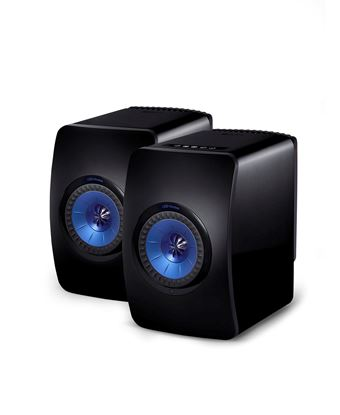Picture of KEF Wireless Professional Studio Monitor Speakers. Uni-Q driver