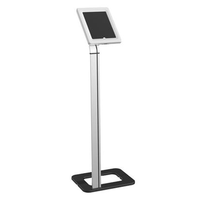 Picture of BRATECK Universal iPad/Galaxy, anti-theft floor stand.