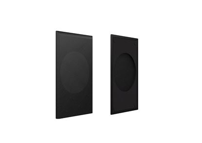 Picture of KEF Cloth Grille For Q150 Speaker. Colour Black
