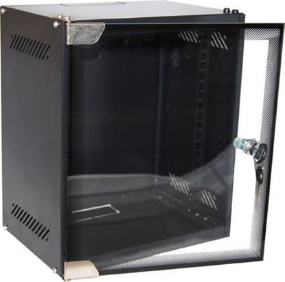 """Picture of DYNAMIX 9RU Mini Cabinet for 10"""" Panels, W280 x D200 x H462mm"""