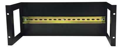 "Picture of DYNAMIX 4RU DIN 19"" Rackmount, 89mm Deep."