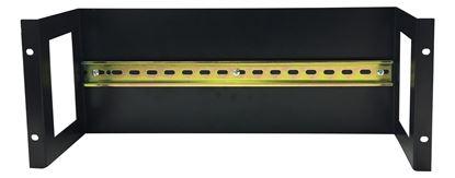 Picture of DYNAMIX 4RU DIN 19' Rackmount, 89mm Deep.