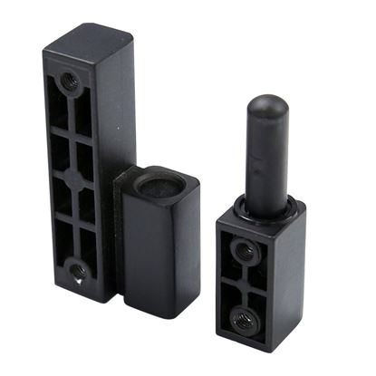Picture of DYNAMIX Cabinet replacement hinges. 3x pack to hinge the right hand