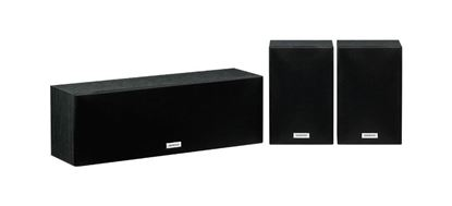 Picture of ONKYO Centre & Surround Speaker Package. 2-Way bass reflex centre