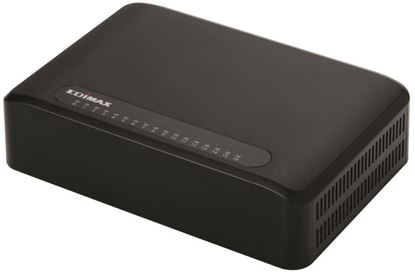 Picture of EDIMAX 16 Port 10/100 Fast Ethernet Desktop Switch. Perfect Solution