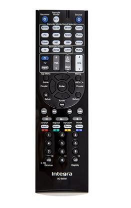 Picture of ONKYO Remote to suit DTR30.6 and others.