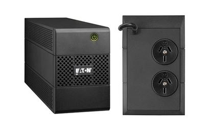 Picture of EATON 5E UPS 650VA/360W, 2x ANZ OUTLETS, no Fan
