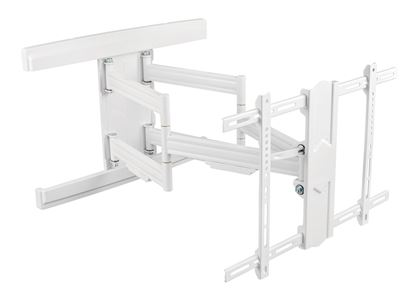 Picture of BRATECK 37'-80' Full-Motion wall bracket. Max load: 70kg.