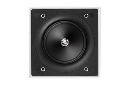 "Picture of KEF Ultra Thin Bezel 6.5"" Square In-Wall  Speaker. 160mm Uni-Q"