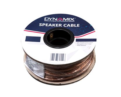 Picture of DYNAMIX 30m 14AWG/2.08mm Speaker Cable, OFC 51/025BCx2C,