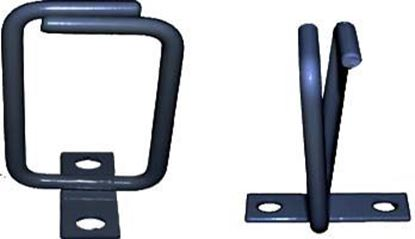 Picture of DYNAMIX 45U 100mm Front vertical cable management - PAIR