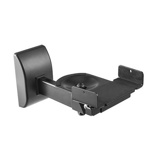 Picture of BRATECK Side Clamping Bookshelf Speaker Mounting Bracket.